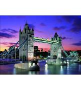 Светящиеся пазлы  Башня Тауэр, Лондон 1000