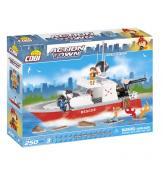 Конструктор Cobi Action Town - Спасательный катер
