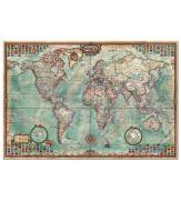 Пазлы Политическая карта мира 4000