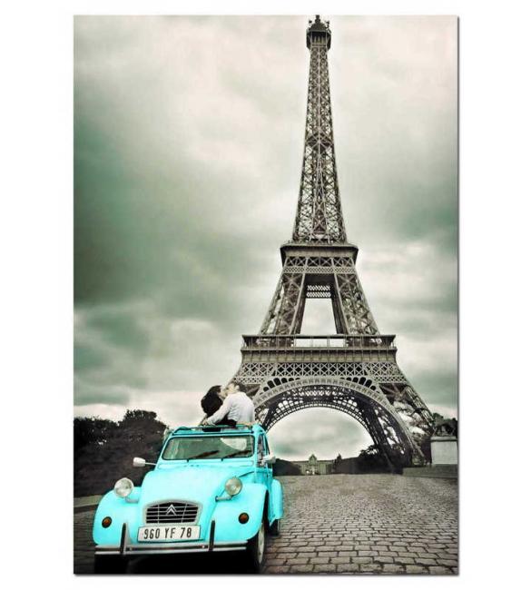 Пазлы Эйфелева башня, Париж 500