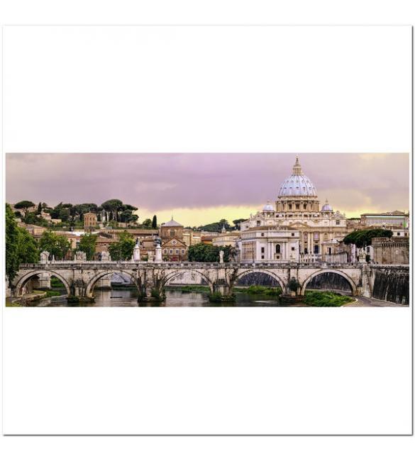 Пазлы Рим 1000. Панорама