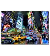 Пазлы Таймс-сквер, Нью-Йорк 1000