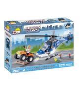 Конструктор Cobi Action Town - Полицейский вертолет