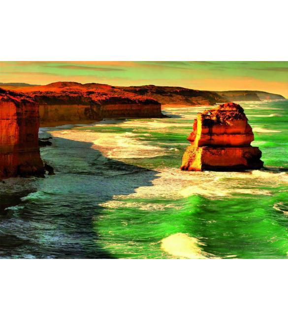 Пазлы Большой океанский путь, Австралия 1000