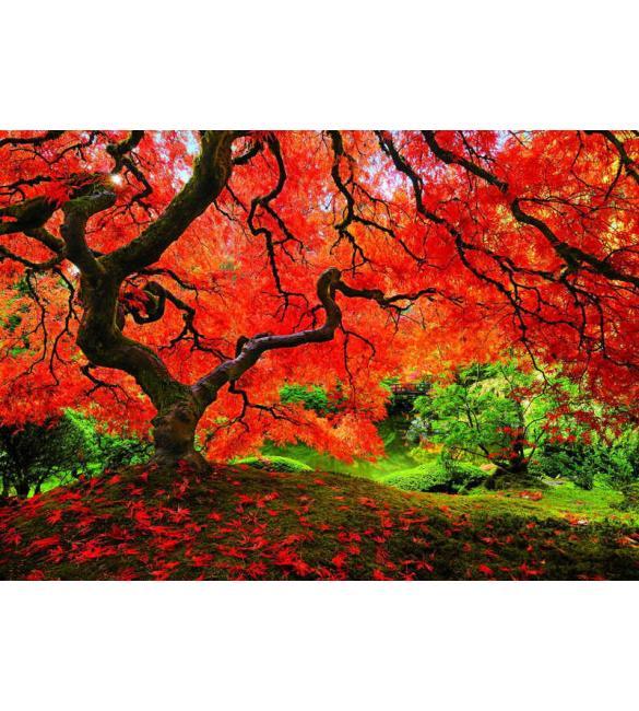 Пазлы Японский сад 1500