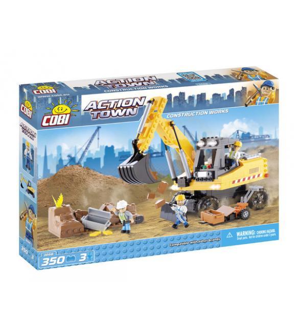 Конструктор Cobi Action Town - Строительство