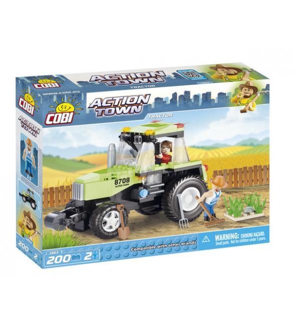 Конструктор Cobi Action Town - Трактор