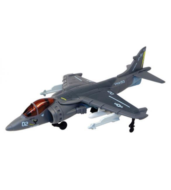Объемный пазл Самолет AV-8B