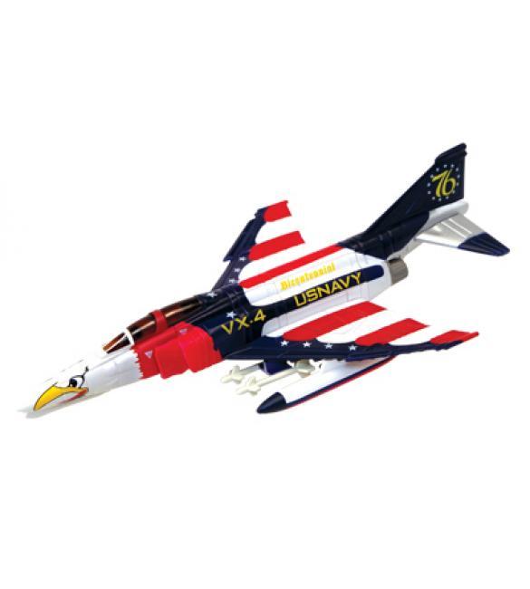 Объемный пазл Самолет F-4E
