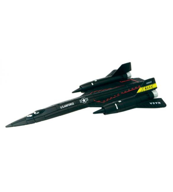 Объемный пазл Самолет SR-71
