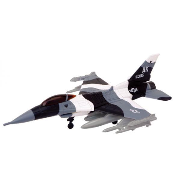 Объемный пазл Самолет F16C
