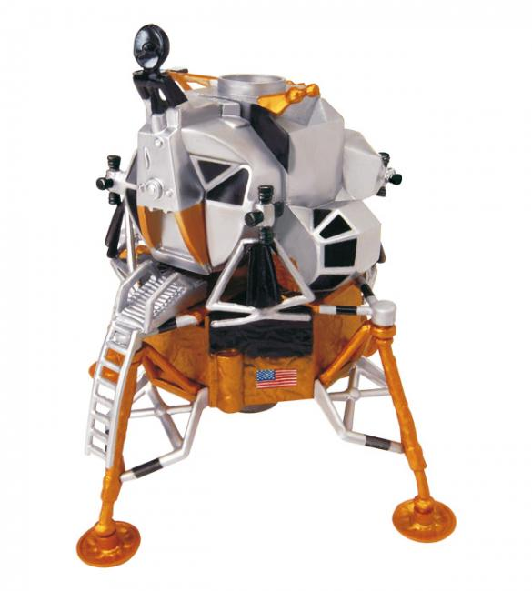 Объемный пазл Лунный посадочный модуль