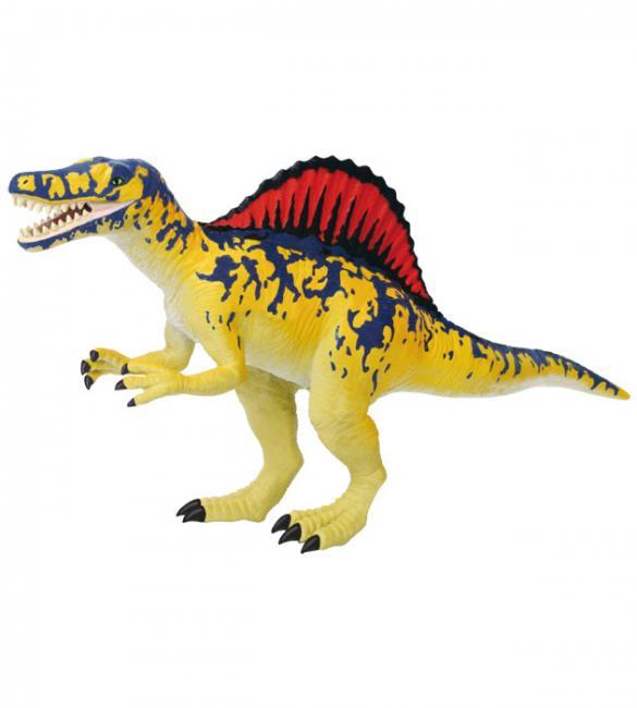 Объемный пазл Динозавр Спинозавр