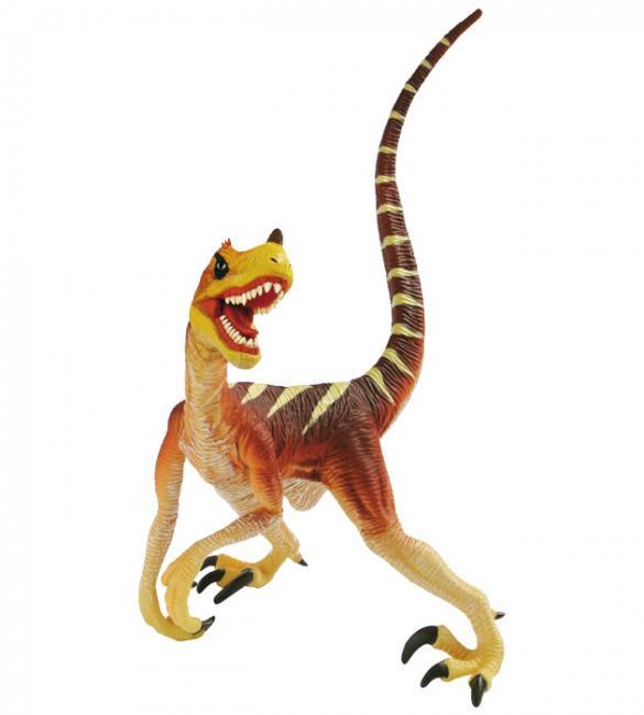 Объемный пазл Динозавр Велоцираптор