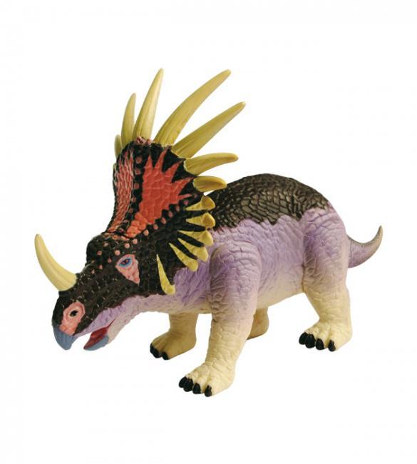 Объемный пазл Динозавр Стиракозавр
