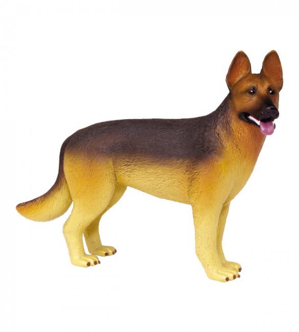 Объемный пазл Собака Немецкая овчарка