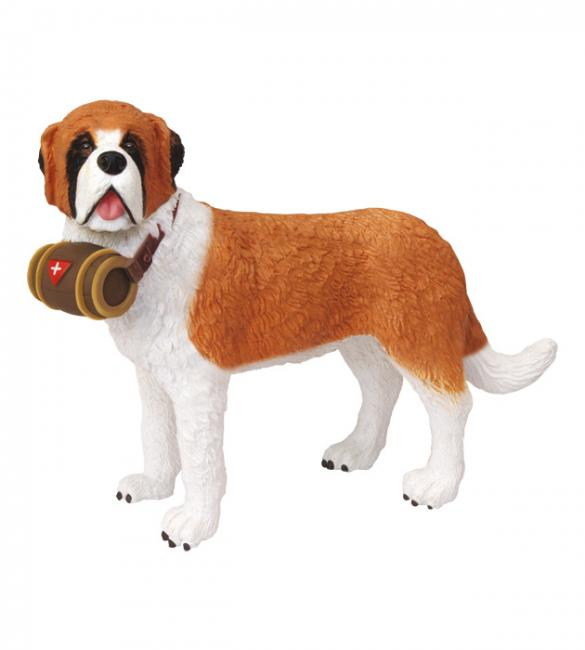 Объемный пазл Собака Сенбернар