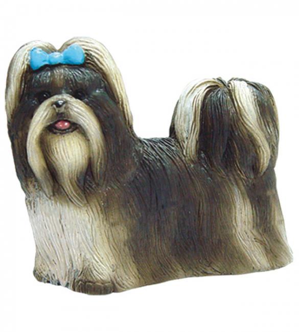Объемный пазл Собака Ши-тцу