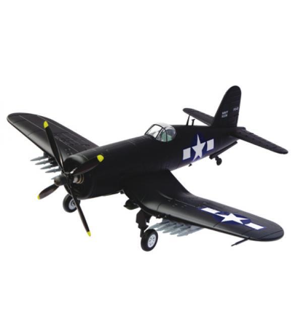 Объемный пазл Самолет F4U Black Corsair