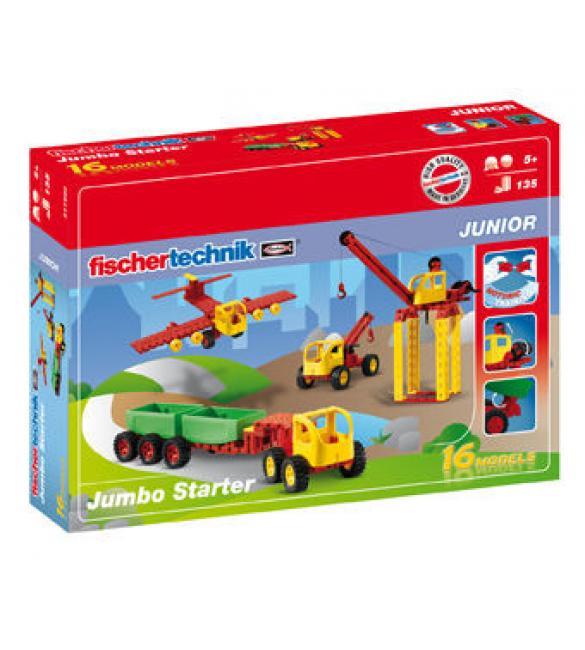 Конструктор fischertechnik Junior - Большой детский набор