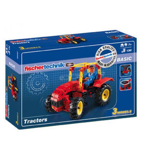 Конструктор fischertechnik Basic - Тракторы