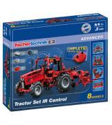 Конструктор fischertechnik Basic - Трактор на ДУ