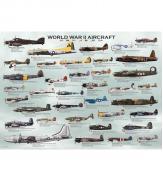 Пазлы Самолеты 2-й Мировой войны 1000