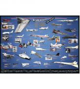 Пазлы Американские самолеты-разведчики 1000