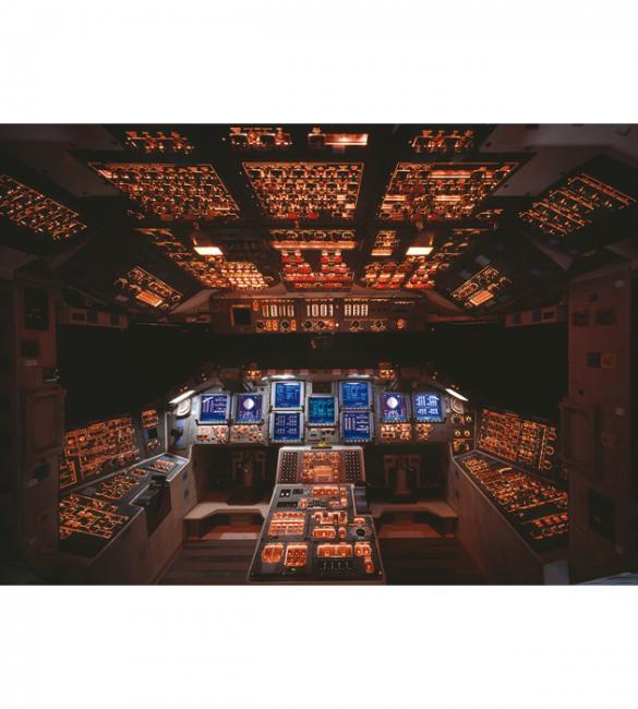 Пазлы Кабина космического корабля Шатлл 1000