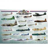Пазлы Бомбардировщики 2-й Мировой войны 1000