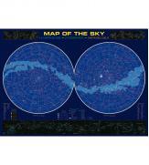 Пазлы Карта звездного неба 1000
