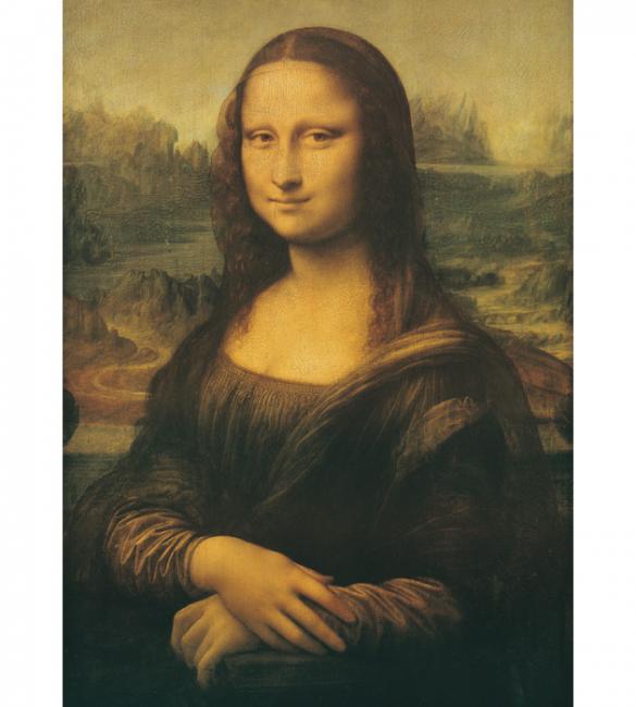 "Пазлы ""Мона Лиза"" Леонардо да Винчи 1000"