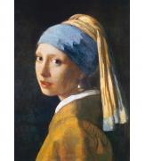 Пазлы «Девушка с жемчужной серёжкой» Ян Вермеер 1000