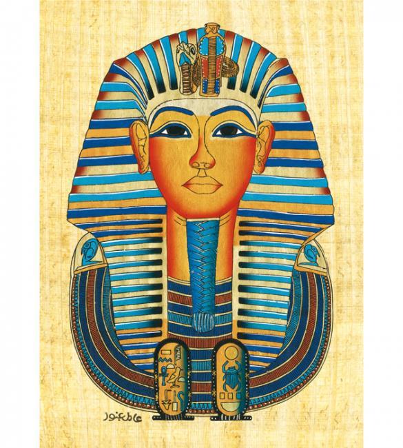 Пазлы Маска Тутанхамона 1000