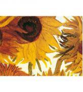 """Пазлы """"Двенадцать подсолнухов"""" (фрагмент) Винсент ван Гог 1000"""