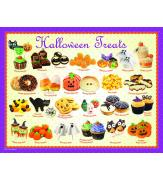 Пазлы Угощения на Хеллоуин №2  100
