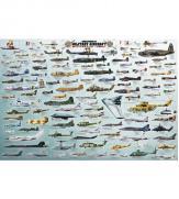 Пазлы Развитие военной авиации 2000