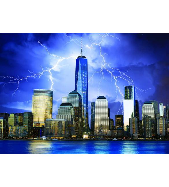 Пазлы Нью-Йорк - Всемирный торговый центр 500