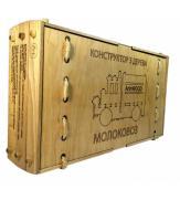 Конструктор деревянный Молоковоз