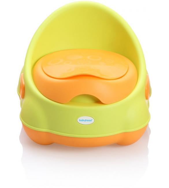 """Детский горшок BH-112G Babyhood """"Изобретатель"""" зеленый"""