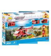 Конструктор Cobi Action Town - Пожарный вертолет