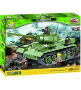 Конструктор COBI Танк Т-34/85