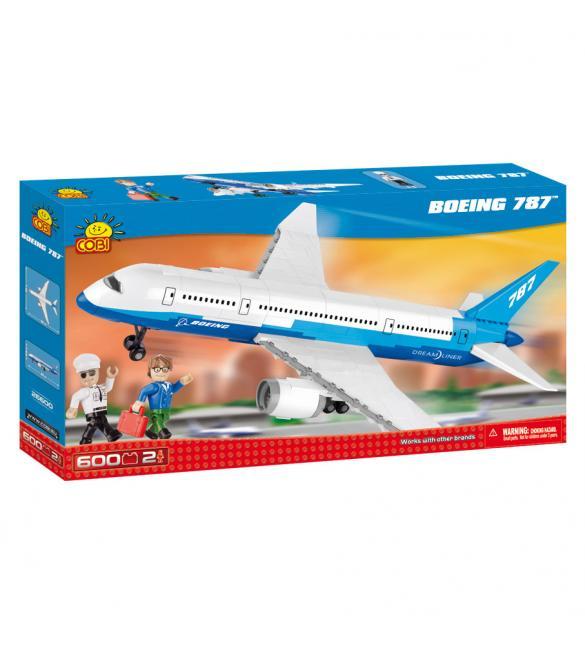 Конструктор Cobi Самолет Boeing 787 Dreamliner