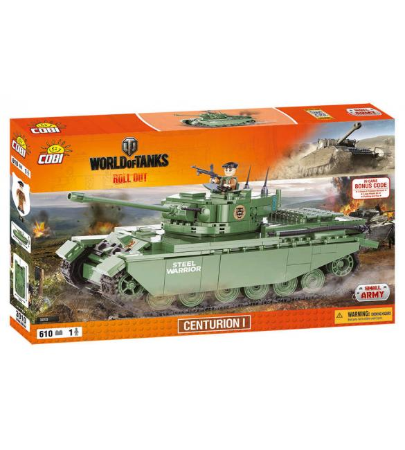 Конструктор Cobi Word Of Tanks Центурион