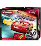 Автотрек Carrera GO!!! Тачки 3 Быстрые друзья