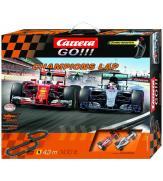 Автотрек Carrera GO!!! Чемпионы