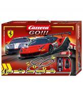 Автотрек Carrera GO!!! Соревнование на скорость, длина трассы 8.6м