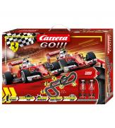 Автотрек Carrera GO!!! Дух гонок Феррари, длина трассы 5.3м