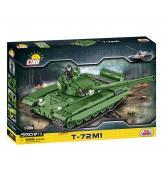 Конструктор COBI Танк Т-72-М1, 550 деталей