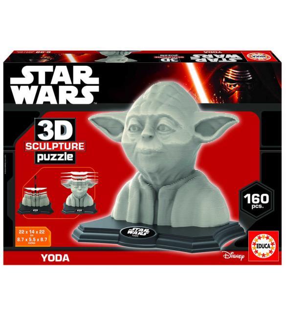 3D Скульптура - Йода